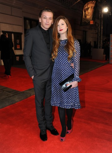 The Breaking Dawn actor, in Dior, will present the BAFTA for Original Music. Harry Potter actress Bonnie will soon be seen in upcoming fantasy thriller, The Philosophers. Bonnie Wright wears a vintage dress with accessories by Prada.