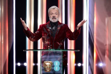 Graham Norton opens the ceremony