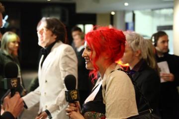 The Woman In Black screenwriter talks to the press.