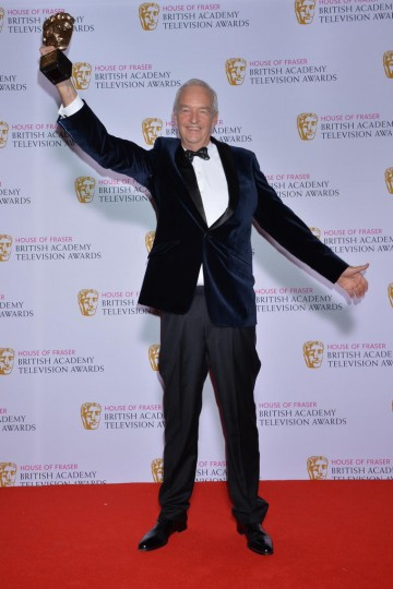 The BAFTA Fellowship in 2015 was awarded to Jon Snow.
