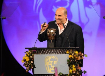 Comedian and actor Omid Djalili presented the Sound Factual category
