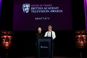 Amanda Abbington and Freddie Fox reveal out the nominees