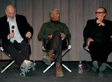BAFTA Los Angeles Screening of The Bucket List. December 2007