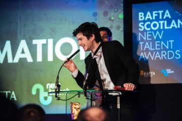 Benjamin Cresswell - Winner in the Animation Category