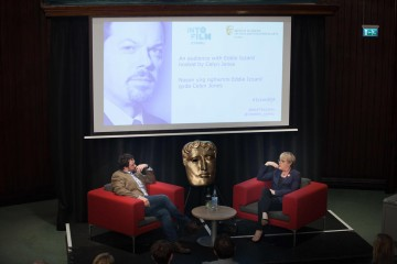 Event: An Audience with Eddie Izzard Venue: Alex Reading Room, University of South Wales Trinity Saint David, Swansea Date: Thur 30th June 2016