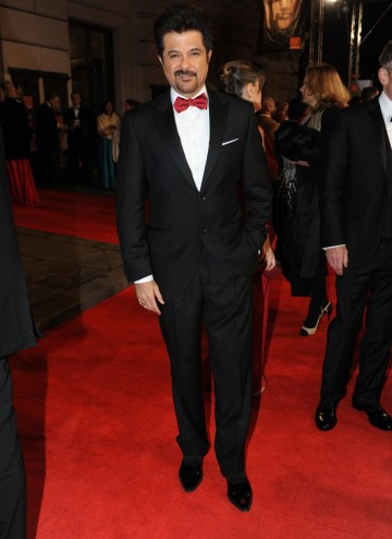 The Slumdog Millionaire actor, recently seen in Mission Impossible: Ghost Protocol, will present the BAFTA for Film Not in the English Language. Anil wears Hackett.