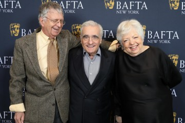 Jay Cocks, Martin Scorsese, Thelma Schoonmaker
