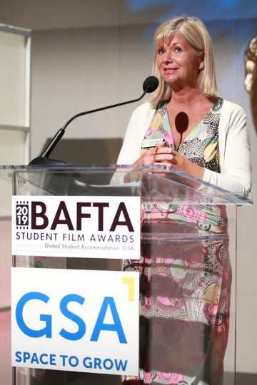 BAFTA Los Angeles CEO Chantal Rickards