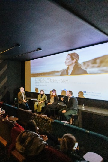 Q&A with Morven Christie, Sophie Bicknell, Patrick Schweitzer & hosted by Paul English