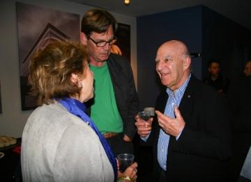 BAFTA Los Angeles Governor Arnold Schwartzman