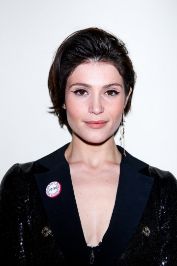 Gemma Arterton attends the BAFTA Nespresso Nominees' Party