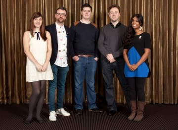 The Breakthrough Brits selected for their talent in game design and development.