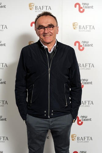 Danny Boyle - Presenter of the Best New Work Award