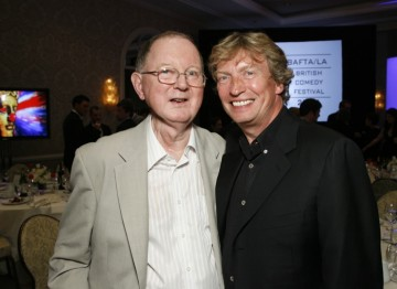 Nigel Lythgoe and Michael Hurll