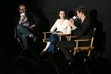 Patrick Connolly, Claire Foy, Matt Smith