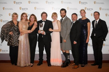 Morven Christie, Nicole Cauverien, Joe Ahearne, Kim Allan, Richard Rankin, Mark Leese, Suzanne Mackie with citation readers Sharon Small & Derek Riddell, Television Scripted