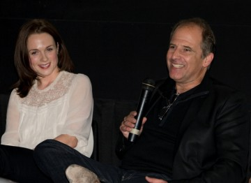 Kerry Condon and Director Michael Hoffman