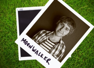 James Buckley plays trouble maker Jay Cartwright: Moon Walker. (Photography: Andy Hollingworth)