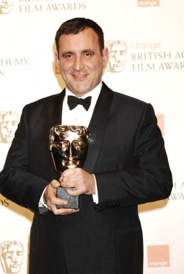 The Costume Design award went to Michael O'Connor, who worked on period drama, The Duchess (BAFTA/ Richard Kendal).