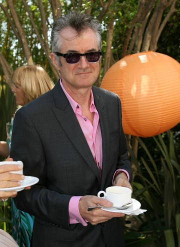 BAFTA members and guests attend the 2010 TV Tea Party at the Hyatt Regency Century Plaza in Los Angeles (Image: Alex Berliner/Berliner Studios).