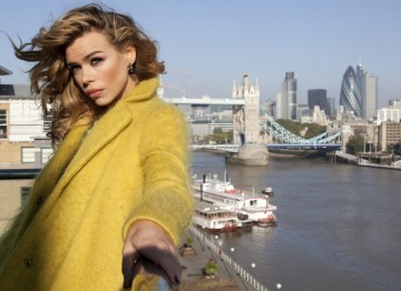 Billie Piper as Belle in the hit ITV2 drama series adapted from the'Belle De Jour' blog and books. (Pic: Tiger Aspect)