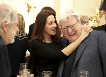 Barbara Broccoli (left) produced the latest James Bond film, Skyfall.