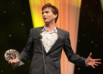 David Tennant wins Best Actor at the BAFTA Cymru Awards 2007
