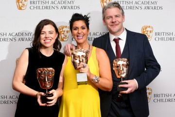 British Academy Children's Awards 2017 Winners