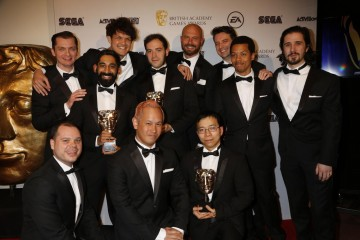 The BAFTA for British Game was won by Monument Valley.