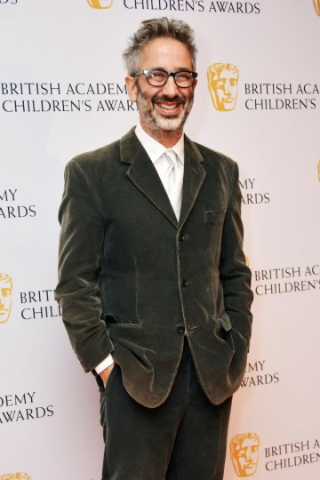 David Baddiel at the BAFTA Children's Awards 2015 at the Roundhouse on 22 November 2015