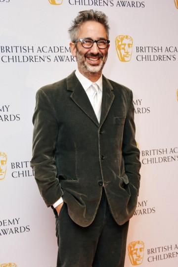 David Baddiel at the BAFTA Children's Awards 2015 at the Roundhouse on 22 November 2015