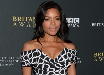 Naomie Harris in Vivienne Westwood Gold Label