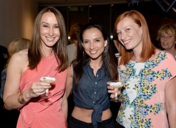 Nadia Jordan, Leila Birch and Hayley Williams