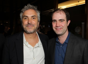 with BAFTA's Matthew Wiseman. Behind Closed Doors with Alfonso Cuarón. January 8, 2014.