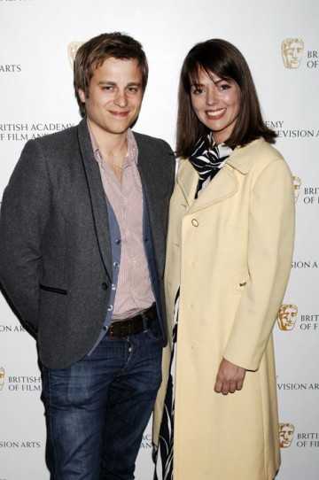 Kevin Bishop Daisy Beaumont (TV Noms Party 08)
