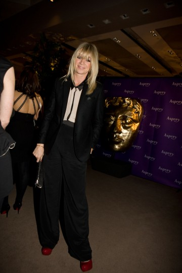 Zoë Ball is BAFTA's presenter in 2012, talking to the stars on Awards night exclusively for bafta.org.