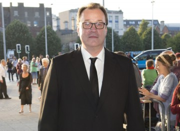 Welsh television producer Russell T Davies
