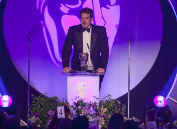 Dan Snow presents the Award for Sound: Factual.