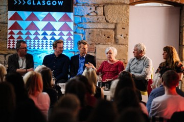 Outlander: Behind the Scenes - Nina Ayers, Annie McEwan, Ali Walker, Gary Steele, Stuart Bryce & Nick Heckstall Smith