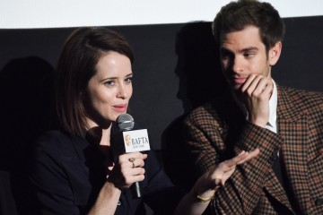 Claire Foy, Andrew Garfiend