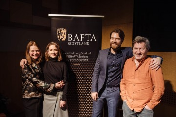 Nicole Cauverien, Morven Christie, Richard Rankin & Joe Ahearne