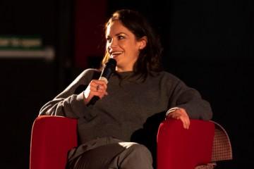 Event: His Dark Materials + Q&ADate: 17 October 2019Venue: Odeon, CardiffHost: Clare Hudson