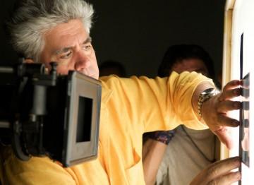 On the set of Broken Embraces (2009). ©Paola Ardizzoni & Emilio Pereda
