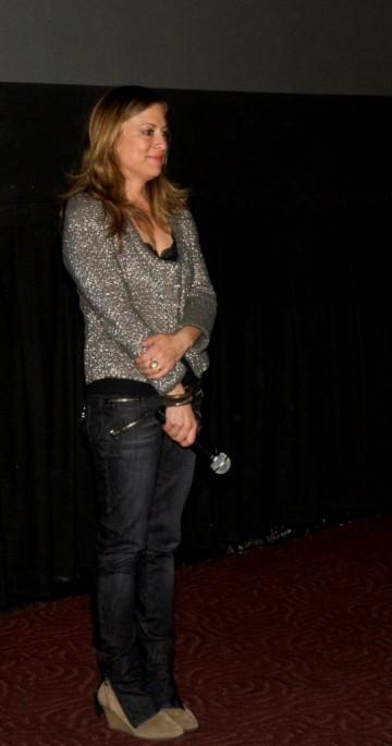 Producer Christina Steinberg