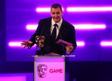 Former EastEnders star and Call Of Duty: Modern Warfare actor Craig Fairbrass reveals the winner for Design.