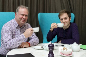 Andy Payne OBE mentored 2014 Breakthrough Brit Reece Millidge