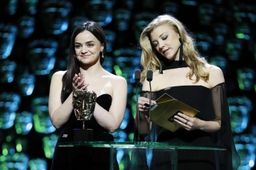 Hayley Squires and Natalie Dormer present Editing