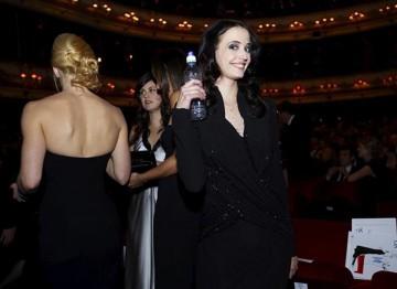 Eva Green at the 2008 Film Awards
