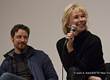 James McAvoy and Producer Trudie Styler