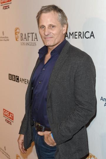 Actor Viggo Mortensen, who plays in Captain Fantastic, joins us at the 2017 BAFTA Tea